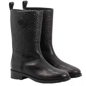 Brand New Tory Burch Marion Boots